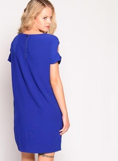 YAS Yas Mavi Elbise Mavi